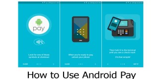 How to Use Android Pay