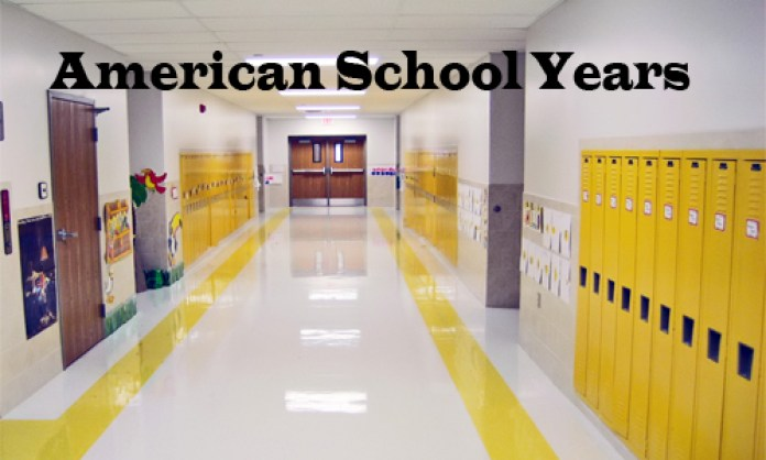 American School Years