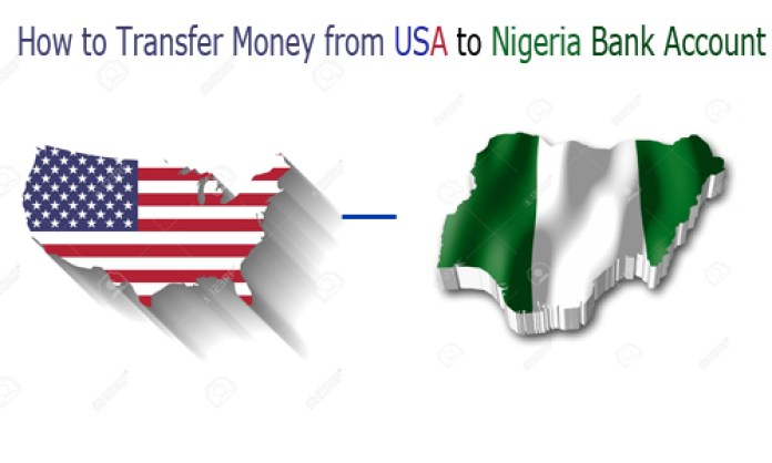 How to Transfer Money from USA to Nigeria Bank Account