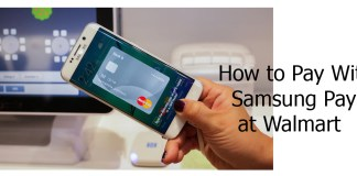 How to Pay With Samsung Pay at Walmart