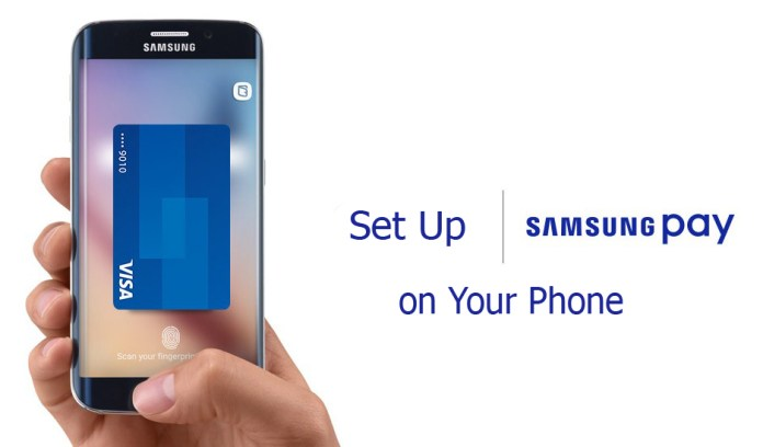 Samsung Pay on Your Phone