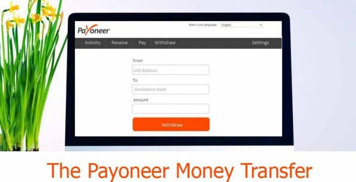 The Payoneer Money Transfer