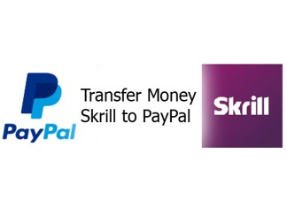 Transfer Money Skrill to PayPal