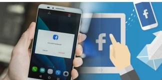 Delete Facebook App