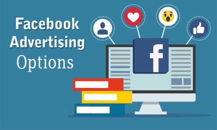 Facebook Advertising Options