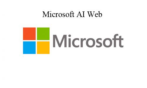 Microsoft AI Web