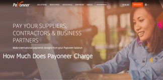 How Much Does Payoneer Charge