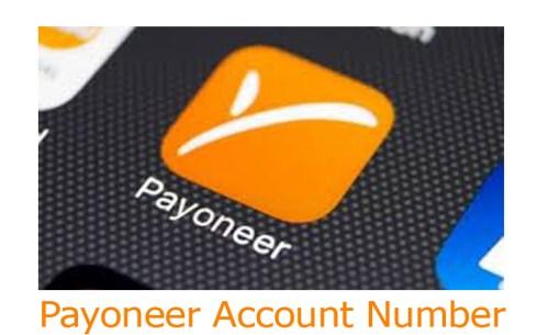 Payoneer Account Number