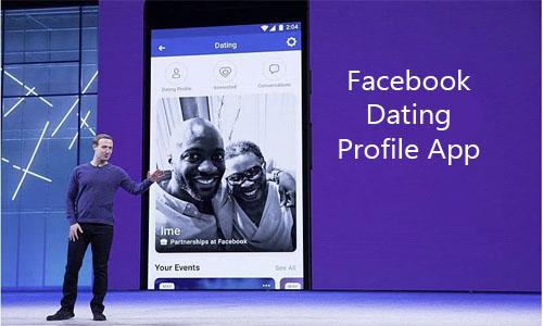 Facebook Dating Profile App