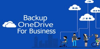 Backup OneDrive For Business