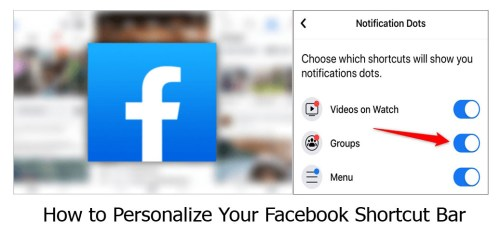How to Personalize Your Facebook Shortcut Bar