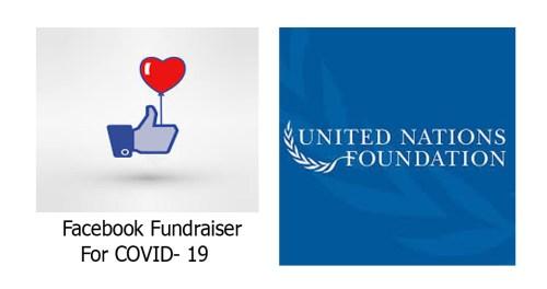 Facebook Fundraiser For COVID- 19