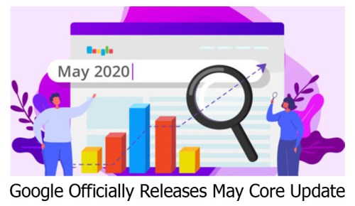 Google Officially Releases May Core Update