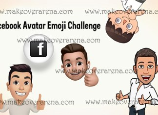 Facebook Avatar Emoji Challenge