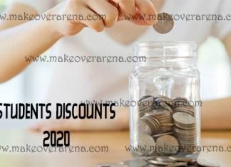 Students Discounts 2020