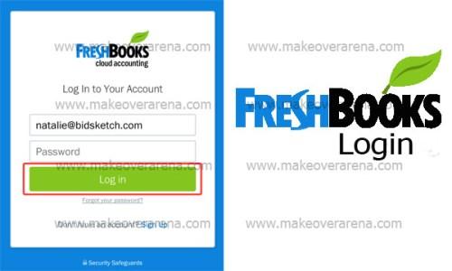 Freshbooks Login