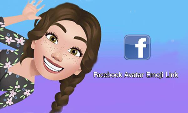 Facebook Avatar Emoji Link