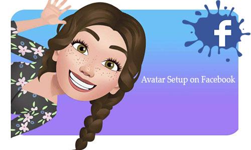 Avatar Setup on Facebook