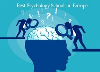 Best Psychology Schools in Europe