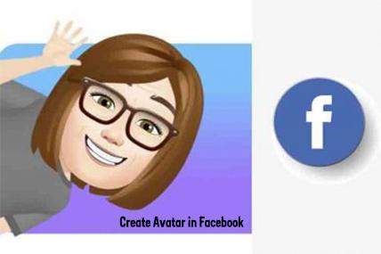 Create Avatar in Facebook