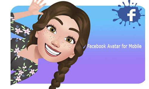 Facebook Avatar for Mobile