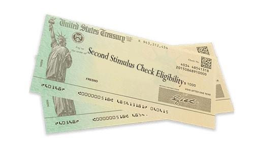 Second Stimulus Check Eligibility