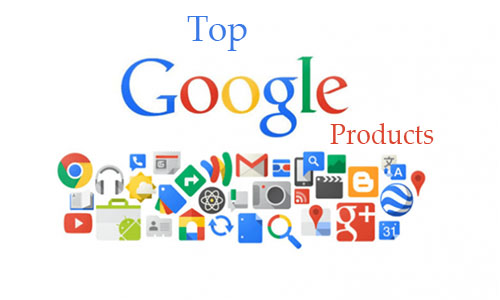 Top Google Products