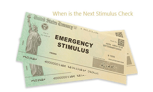 When is the Next Stimulus Check