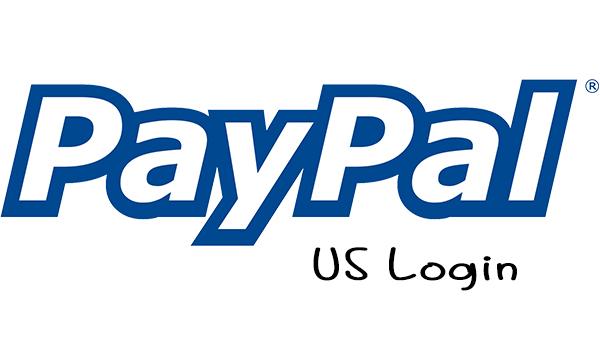 PayPal US Login