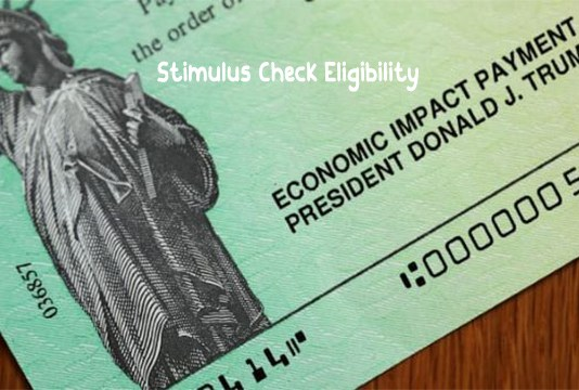Stimulus Check Eligibility