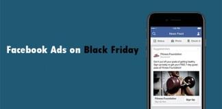Facebook Ads on Black Friday