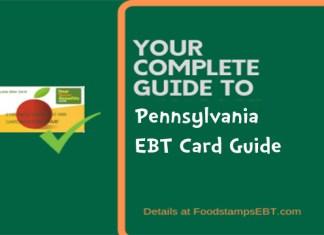 Pennsylvania EBT Card Guide