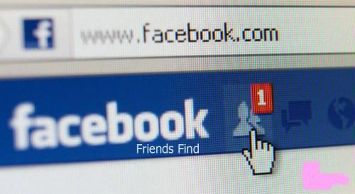 Facebook Friends Find