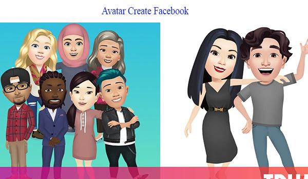 Avatar Create Facebook