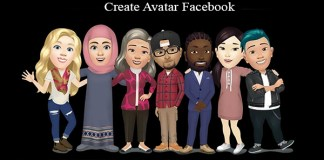 Create Avatar Facebook