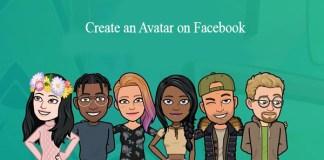 Create an Avatar on Facebook