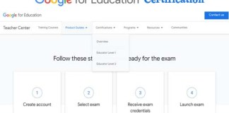 Google for Education Certification