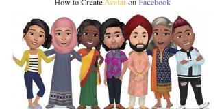 How to Create Avatar on Facebook