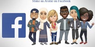 Make an Avatar on Facebook