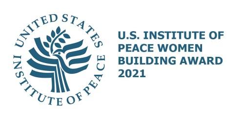 U.S. Institute Of Peace Women Building Award 2021