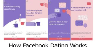 How Facebook Dating Works