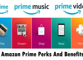 Amazon Prime Perks And Benefits