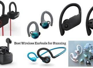 Best Wireless Earbuds for Running