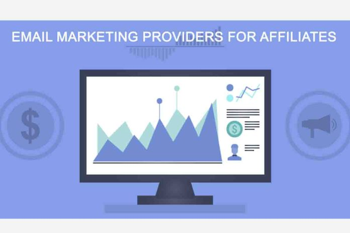 Most Trending Email Marketing Providers for Affiliates