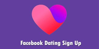 Facebook Dating Sign Up