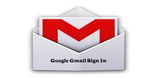 Google Gmail Sign In