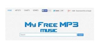 MyFreeMp3 Music