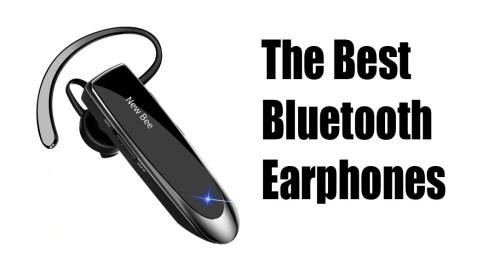 The Best Bluetooth Earphones