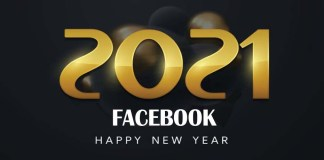 Facebook New Year 2021