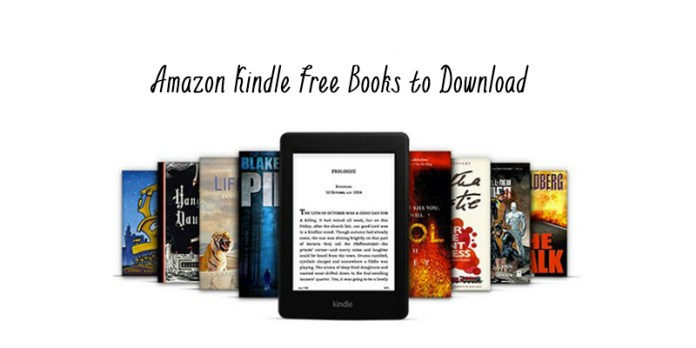 Amazon Kindle Free Books to Download